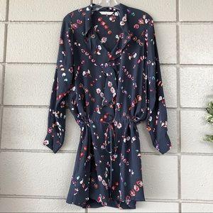 Super Cute Rebecca Taylor Silk Dress